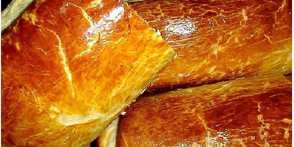 Pão Caseiro com Fermento Seco