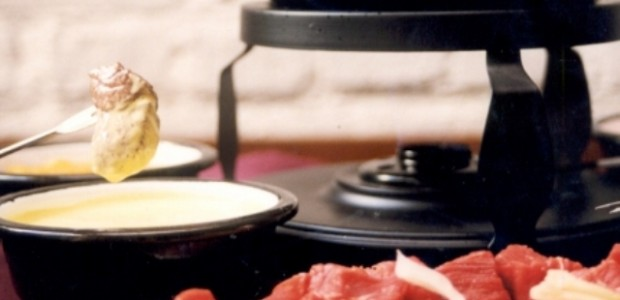 Fondue de Carne Prático