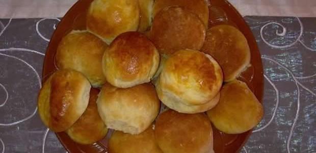 Receita Pão de Batata