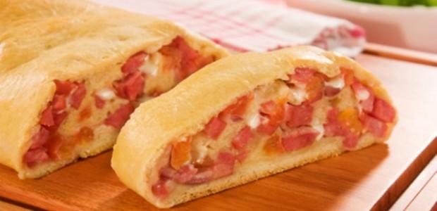 Pizza de Rolo