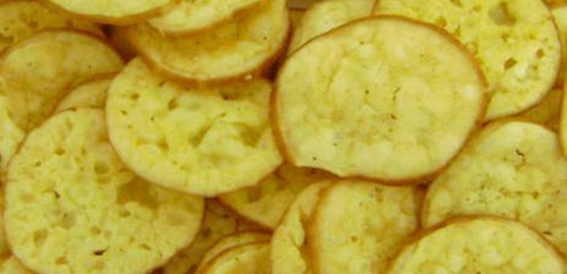 Chips de Provolone Fácil