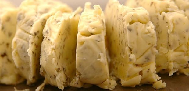 Manteiga com Ervas