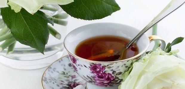 Chá Maçã com Canela