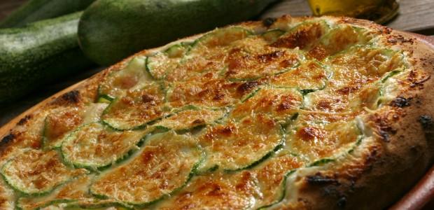 Pizza Recheio Abobrinha