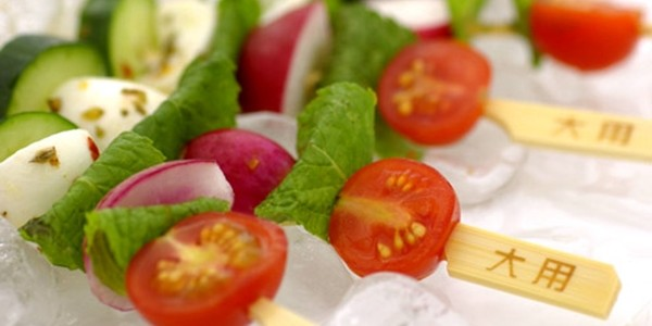 Salada de Espeto