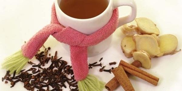 Chá Antigripal