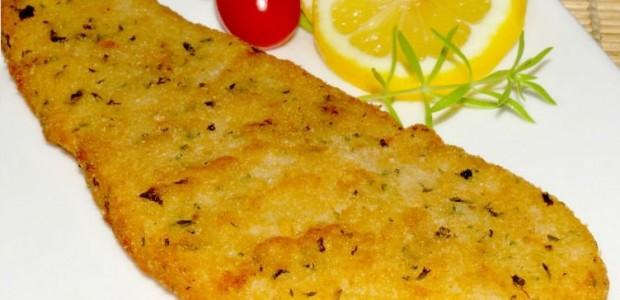Filé Crocante Frito
