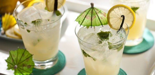 Limonada com Tequila