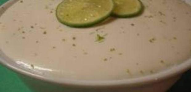 Mousse de limão Caseiro