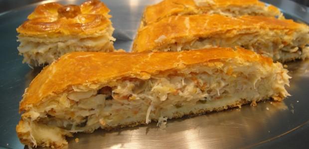 Torta de Frango deliciosa