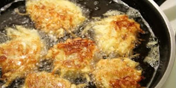 Batata Recheada Frita