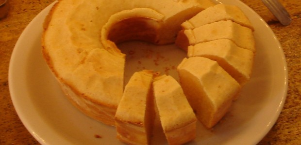Torta de Queijo Ralado