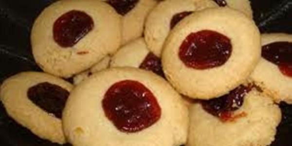 Biscoitos com Geleia