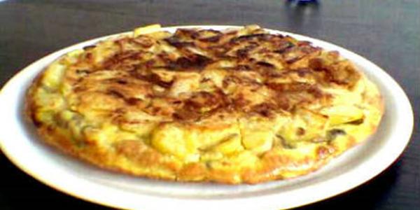 Fritada de Batata