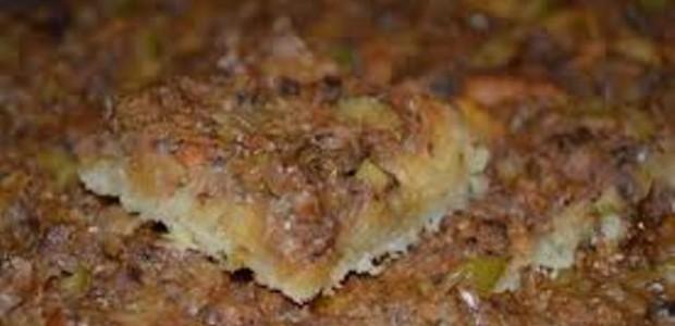 Pizza Torta de Sardinha