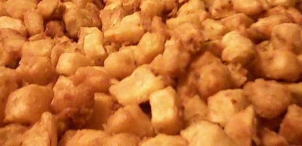 Batatinhas Fritas Crocantes