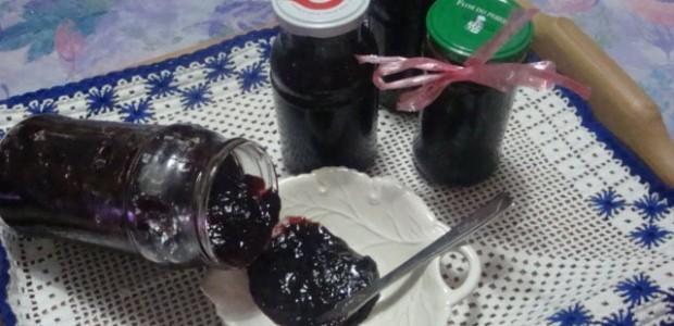 Geléia de Uva Preta