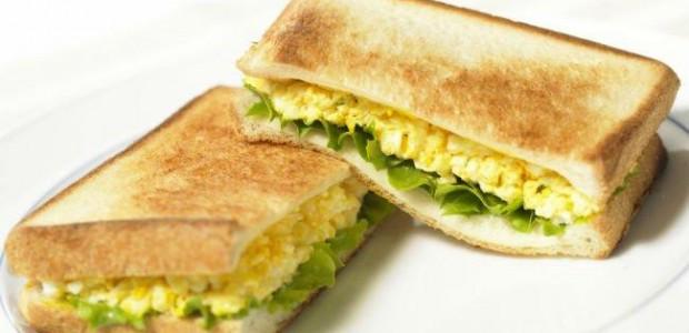 Sanduíche de Ovos