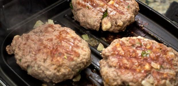Hambúrguer Caseiro de Patinho