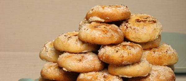 Biscoitos de Canela Fácil
