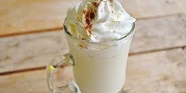 Chocolate Branco com Canela