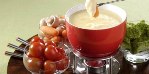 Fondue de Queijo Light