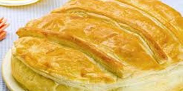 Massa Folhada para Torta Salgada
