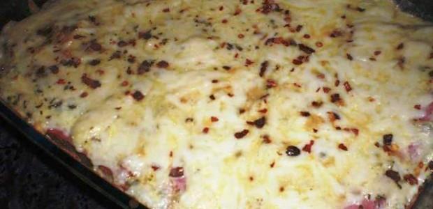 Sanduiche de Forno de Frango
