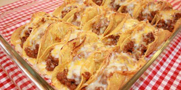 Tacos Assados