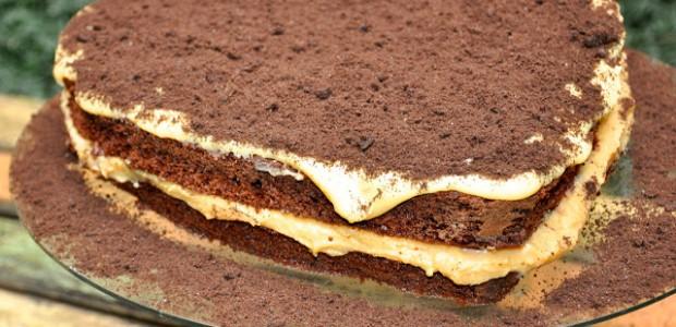 Bolo Naked Cake Oreo