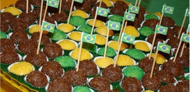 Brigadeiro para Copa Do Mundo