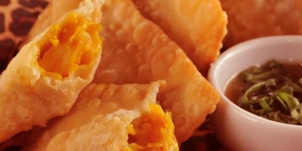 Pastel de Bobó de Camarão
