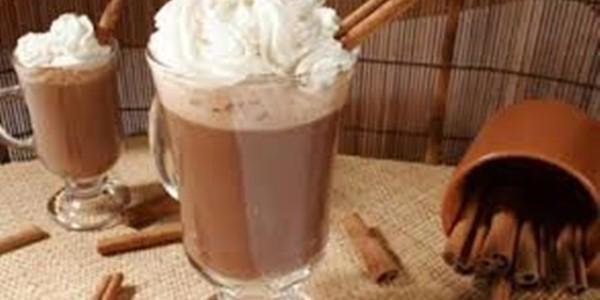 Chocolate Quente para o Inverno