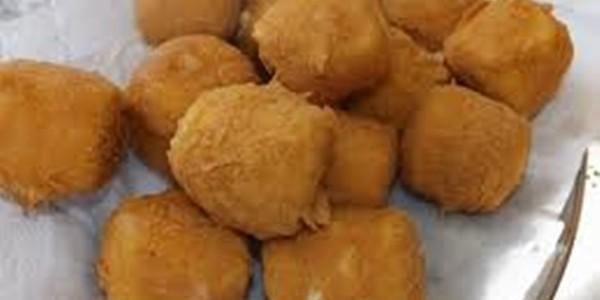 Empanados de Queijo e Presunto
