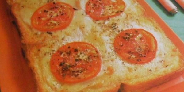 Sanduíche de Forno Light