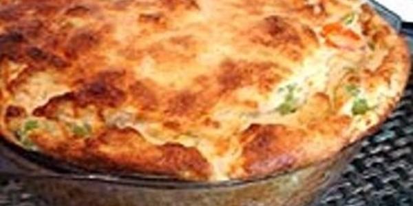 Suflé de Brócolis