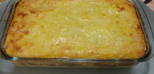 Torta de Batata Sem Glúten
