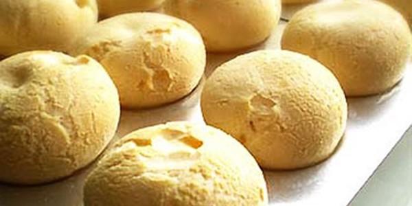 Receita Biscoitinhos de Polvilho