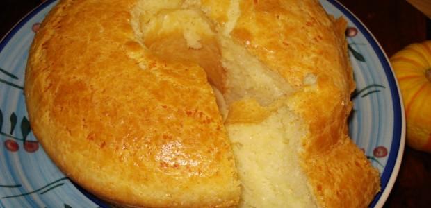 Receita Bolo Pão de Queijo