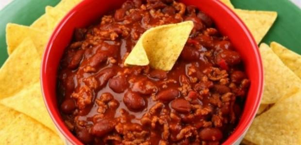 Receita Chilli com Carne