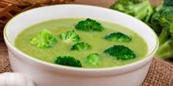 Receita Creme de Brócolis