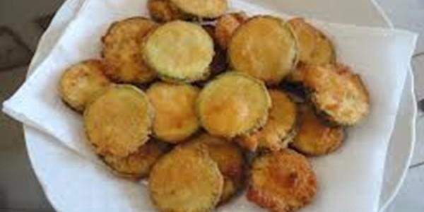 Receita Abobrinha Empanada