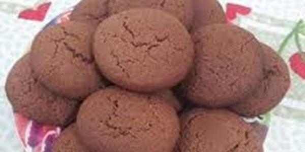 Receita Biscoito Econômico de Chocolate