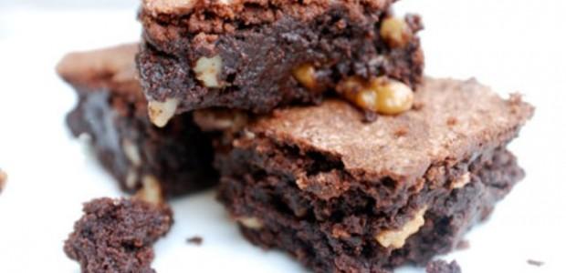 Brownie de Castanhas