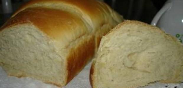 Receita Pão Caseiro