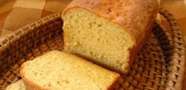 Receita Pão sem Glúten