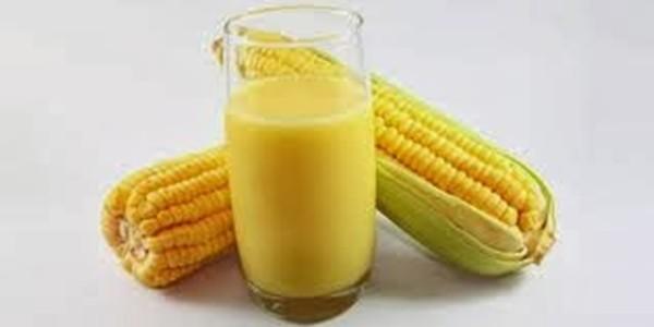 Receita Suco de Milho Verde