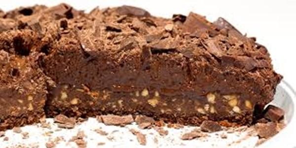 Receita Bolo Ferrero Rocher