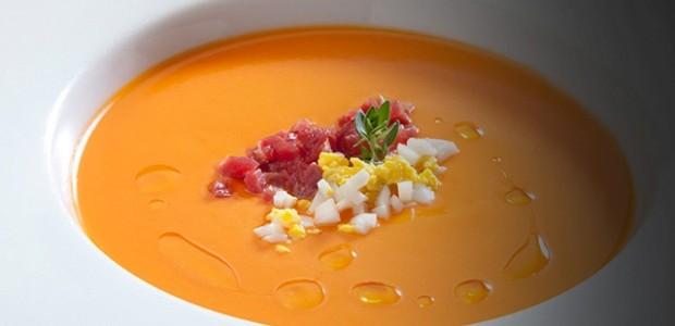 Receita de Sopa Fria