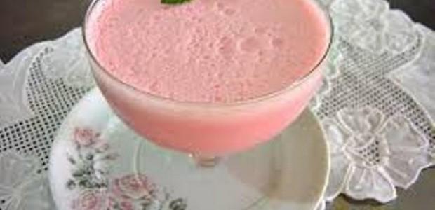 Receita Gelatina com Iogurte Light